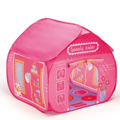 Beauty Salon Pop Up Play Tent