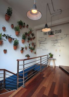 The Book Club In Shoreditch, East London created by Shai Akram