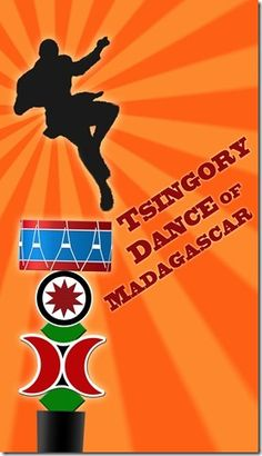 Tsingory Dance and Music of Madagascar Malagasy drumming is traditionally used for healing ceremonies, celebrations, dancing and communicating with our ancestors. Madagascar is a Creole nation. The music has Asian, Arabic and African rhythmic influences.