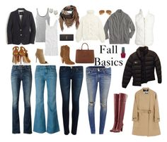 """""""Fall Style"""" by chic-splendor on Polyvore featuring Chloé, Vince, AG Adriano Goldschmied, J.Crew, Citizens of Humanity, rag & bone, Current/Elliott, I Love Mr. Mittens, Burberry and Gianvito Rossi"""