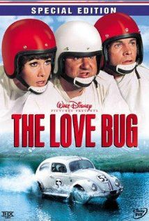 """Mar 13 - ON THIS DAY in 1969, """"The Love Bug,"""" a Walt Disney movie about the adventures of a Volkswagen Beetle named Herbie, opened in theaters across the U.S."""