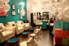 122 Best Nail Salon Decor Images Nail Salon Decor Hair Studio