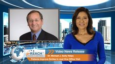 Dr. Michael J. Solly Helps Patients Improve Smiles in Just One Office Visit  http://www.prreach.com/?p=18692