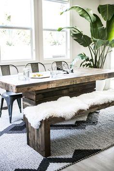 Popular dining interior design
