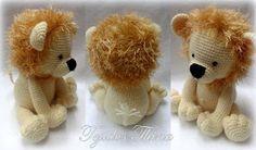 leon amigurumi tejidos thina Sock Crafts, Crochet Crafts, Crochet Toys, Crochet Projects, Craft Projects, Projects To Try, Crochet Lion, Crochet Animals, Free Pattern