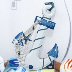 Cheap anchor light, Buy Quality decor directly from China anchor shield Suppliers:     Decor Photo Props Home accessories Mediterranean style decoration Anchors shaped wall hooks living room hanging deco