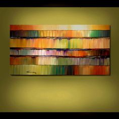 Love the color and the artful transitions...beautiful