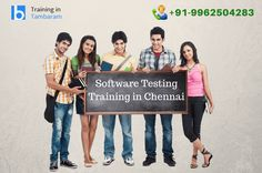 A professional #Software #Testing #Training in Chennai is a great career option to choose from. It has vast opportunities to #learn and explore simultaneously.