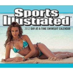 """Sports Illustrated Swimsuit 2012 Page-A-day Box / Desk Calendar by SI Swimsuit 2012 Box Calendar. $99.96. Format: Box/ 365 Page-A-Day/ Tear-Off calendar Size: 5.3""""  x  6.25""""  Publisher: Trends  No need to wait for the annual Sports Illustrated Swimsuit Edition to hit your mailbox; this calendar has all the hottest models, in all the latest swimsuit styles, for every day of your year! Day-at-a-Time box calendars feature full-color page-a-day designs with Saturday/Sunday pages a..."""
