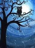 Owl Art - Bing Images