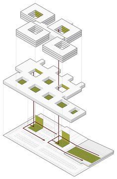 SHL – New Hvidovre Hospital Wuxi, Concept Architecture, General Hospital, Schmidt, Urban Design, Denmark, Medical, House, Furniture