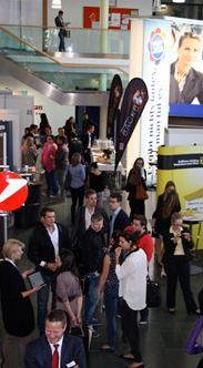JOBMESSE 2014 mission:success ||| Eine FH ruft zur Jobmesse, zahlreiche Unternehmen kommen --> ein Veranstaltungs-Bericht!