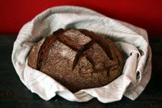 Rye Bread ~ Makes 2 loaves