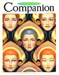 Woman's Home Companion was an American monthly publication, published from 1873 to 1957. It was highly successful, climbing to a circulation peak of more than four million during the 1930s and 1940s.  Just before Christmas 1956,the publications folded, and 2740 employees, mostly printing workers, were laid off without severance pay or pensions. and Woman's Home Companion came to an end January 1957, shortly after the first 1957 issues were distributed.