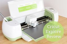 Cricut Explore Brings New Meaning to Cutting Edge at Hands Occupied
