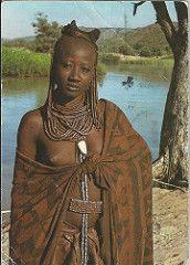 S.W. Africa Ovahimba