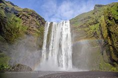Skogafoss Iceland - photo by tsphotography00 / 500px