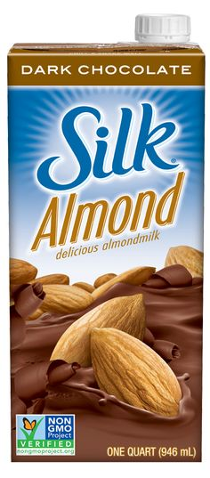 Silk Dark Chocolate Almondmilk Shelf Stable