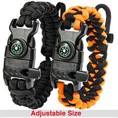 A2S Protection Paracord Bracelet K2-Peak – Survival Gear ... https://www.amazon.com/dp/B073G915C8/ref=cm_sw_r_pi_dp_U_x_z3qAAb9C671PE