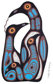 Image result for norval morrisseau prints