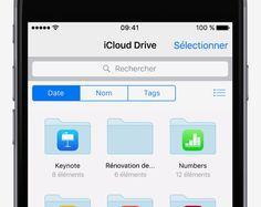 Obtenir l'app iCloudDrive - Conseils et astuces pour iOS9 sur iPhone - Assistance Apple