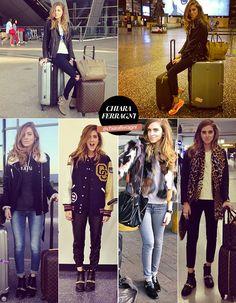 Estilo no aeroporto: looks das bloggers para se inspirar!