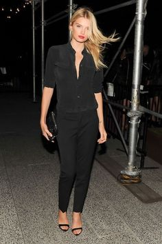 The perfect black shirt still eludes me... And my wardrobe is crying out for one.