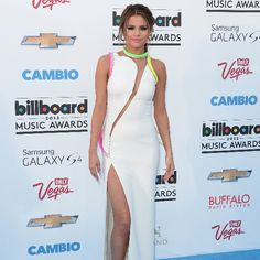Love it or Leave it? Vote on Selena Gomez's Billboard Music Awards red carpet look. #billboard #selenagomez