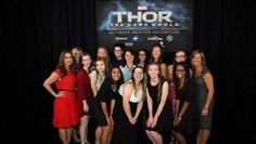 News broke earlier this week that Natalie Portman would not return for the third film in the Thor series, Thor: Ragnarok. But when her character, Jane Foster, was around, she made a Mjolnir-like impact on the lives of a group of young, science-focused girls.