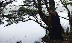 The Lady of Shalot. Dark Mori, Black Forest, Dark Mori Kei