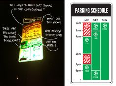 Nikki Sylianteng redesigned parking signage and started a global movement.