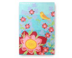 Goldfinch Garden - Abigail Cecile Needlepoint