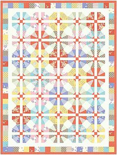 City Weekend Quilt | Oliver + S