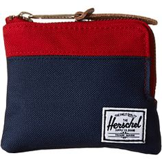 $19. has 3 pockets. Front Pocket Wallet, Herschel Supply Co, Coin Purse, Pockets, Navy, Red, Hale Navy, Old Navy, Coin Purses