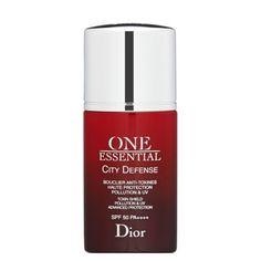 Creme Anti Idade Dior One Essential City Defense 30ml - The Beauty Box
