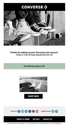 9de62902a92c0c 45 Best Ecommerce Welcome Campaigns images