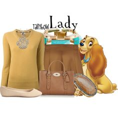 """""""Lady"""" by tallybow on Polyvore"""