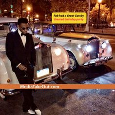 BIRTHDAY PICS: Rapper Fabolous Has A STAR STUDDED BIRTHDAY PARTY . . . And Everyone Dressed Up Like They Were In The GREAT GATSBY TIMES!!! - MediaTakeOut.com™ 2013