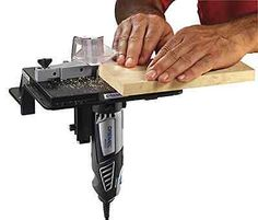 Shaper Router Table New Dremel 231 FREE SHIPPING in Home & Garden, Tools, Power Tools, Rotary Tools | eBay