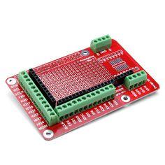 3pcs Prototyping Expansion Shield Board For Raspberry Pi 2 Model B / B+