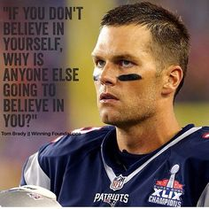 Happy Birthday to the GOAT! Cant wait for this upcoming season and to see this look again! Everyone knows what comes after this look! Nfl New England Patriots, New England Patriots Merchandise, Patriots Fans, Football Signs, Best Football Team, Football Season, Nfl Football, Nfl Quotes, Football Quotes