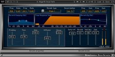 Renaissance Reverb / Classic sound. Precision controls.