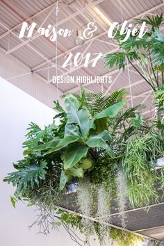 Maison & Objet 2017 Design Highlights