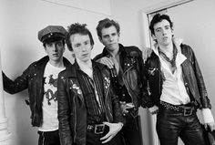 Trailer del nuevo documental de The Clash « Rolling Stone
