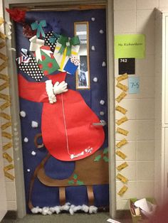 1000 Images About Door Decorations On Pinterest The