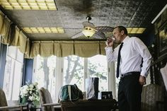 Loose Mansion | Grooms Suite | KC Weddings | McBride Photo Design