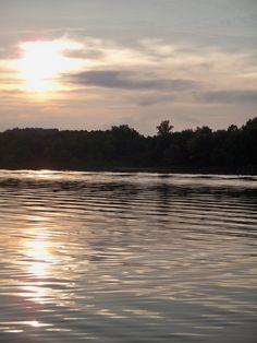 Maryland sunset.