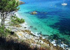 Praia de Nosa Señora (Islas Cies) by TeresalaLoba, via Flickr