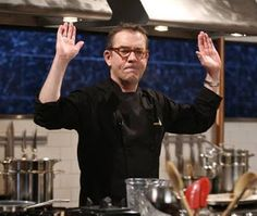 Food Network Gossip: Watch Ted Allen Cook in Chopped Kitchen on 'Chopped After Hours'