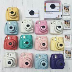 ριntєrєѕt: @MissM_H Polaroid Instax Mini, Instax Mini 8, Fujifilm Instax Mini, Appareil Photo Fujifilm, Instax Mini Ideas, Camara Fujifilm, Cute Camera, Dslr Photography Tips, Accessoires Iphone